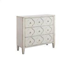 Juliette 3-drawer Chest With Tapered Legs