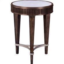 Cashmera Round Chairside Table
