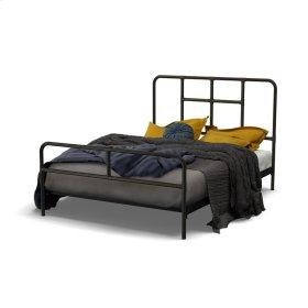 Franklin Regular Footboard Bed - King