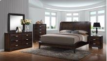 Brandy Dark Bedroom