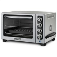 "12"" Convection Bake Countertop Oven - Liquid Graphite"