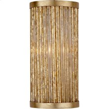 Visual Comfort NW2220GI Niermann Weeks Sophie 1 Light 5 inch Gilded Iron Sconce Wall Light, Niermann Weeks, Bath
