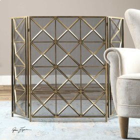 Akiva, Fireplace Screen