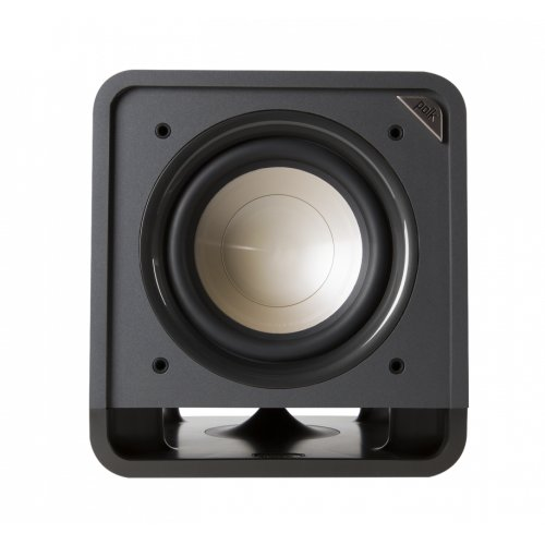 """10"""" Subwoofer with Power Port Technology in Classic Brown Walnut"""