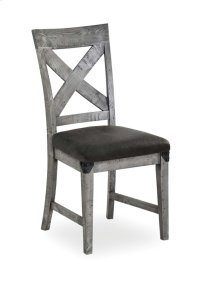 Cross Back Dining Chair (fa) Product Image