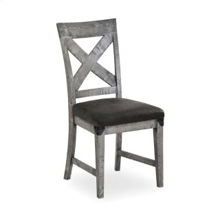 Cross Back Dining Chair (fa)