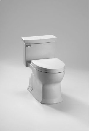 Ebony Eco Soirèe® One Piece Toilet, Universal Height, 1.28 GPF