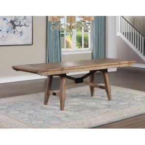Steve Silver Co.Riverdale 96-inch Dining Table w/2 12-inch Leaves