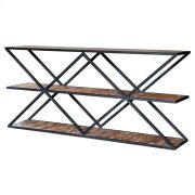 Salvatore Console Table, Rustic Gamma Product Image