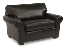 Vail Leather Chair and a Half