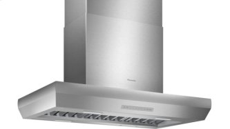 HPIN42WS 42-inch Professional™ Island Hood, Optional Blower