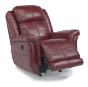 Brookings Leather Power Recliner