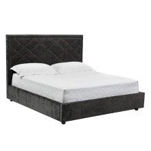 Miles Bed - Grey