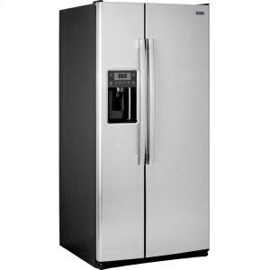 CrosleyCrosley Side By Side Refrigerator - Stainless