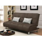 Ellwood Transitional Brown Sofa Bed Product Image