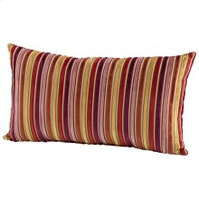 Vibrant Strip Pillow