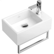Handwashbasin Angular - White Alpin