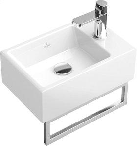 Handwashbasin Angular - White Alpin CeramicPlus