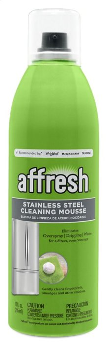 Stainless Steel Cleaning Mousse