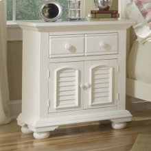 Cottage Traditions Black Entertainment Furniture