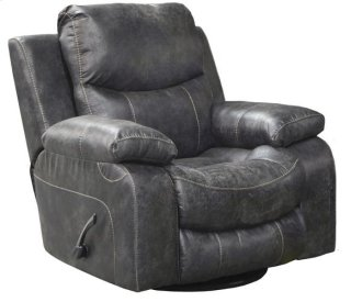 Power Glider Recliner - Steel