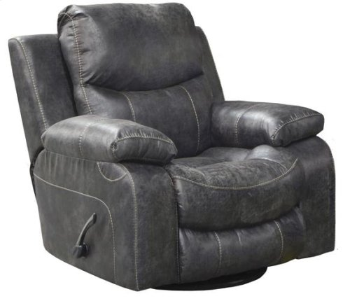 Swiver Glider Recliner - Ice