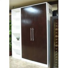 Custom Wine Cabinet - Scratch n Dent (CALL FOR FREIGHT QUOTE)