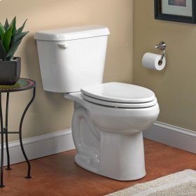 Colony Right Height Elongated Toilet - 10-inch Rough In - 1.6 GPF - White