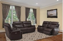 2/2 Sofa Dual Recliner Power