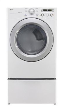 7.3 cu. ft. Ultra Large Capacity Dryer with Dual LED Display (Gas)
