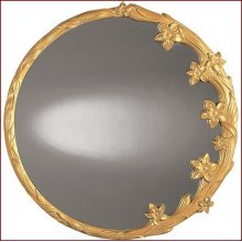 Mirror W1191 Powdered Gold