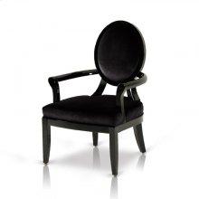 A&X AK017 Modern Black Arm Chair
