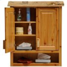 Toilet Topper Cabinet - Natural Cedar Product Image