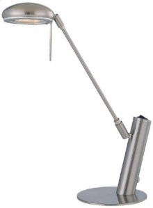Halogen Desk Lamp, Ps, Type Jcd/g8 35w