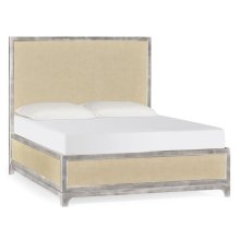 Camomile & Silver US Queen Bed