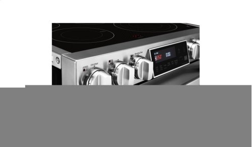 LG STUDIO - 6.3 cu. ft. Electric Slide-In-range with ProBake Convection®
