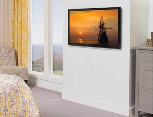 """Premium Series Fixed-Position Mount for 40"""" - 50"""" flat-panel TVs up 75 lbs."""