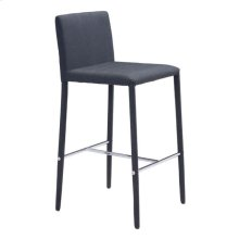 Confidence Counter Chair Black