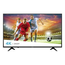 "50"" class H6 series - Hisense 2018 Model 50"" class H6E (49.5"" diag.) 4K UHD Smart TV with HDR"