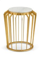 Mason Side Table - Gold Product Image