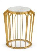 Mason Side Table - Gold Product Image