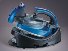 NEW! Cordless 360° Freestyle Steam/Dry Iron with Curved Ceramic Soleplate - NI-WL602A