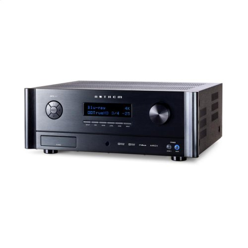 5.2 Pre-Amp / 5 Amplifier Channel A/V receiver with ARC (Anthem Room Correction). 100 watts per...