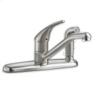 Colony Soft 1-Handle Kitchen Faucet with Side Spray  American Standard - Polished Chrome Product Image