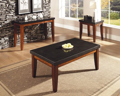 "Granite Bello Cocktail Table 48"" x 26"" x 20"""