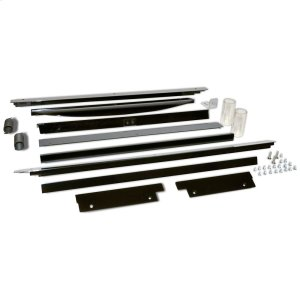 "Amana18"" 50# Ice Maker Trim Kit - Black"