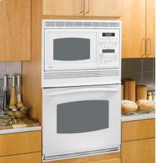"""SD-GE Profile™ Series 30"""" Built-In Double Microwave/Convection Oven"""