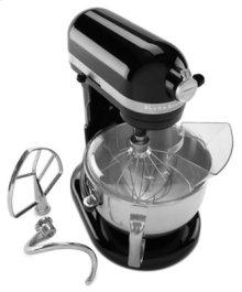 Pro 600 Series 6 Quart Bowl-Lift Stand Mixer - Onyx Black