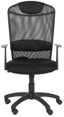 Shane Desk Chair - Black