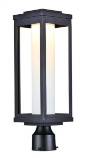 Salon LED 1-Light Outdoor Post